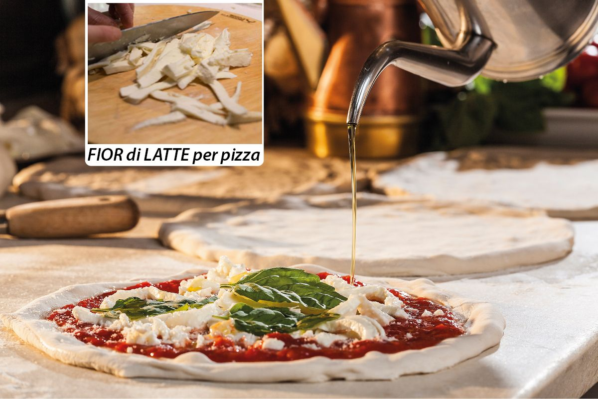 cheese pizza cow milk italian mozzarella julienne diced