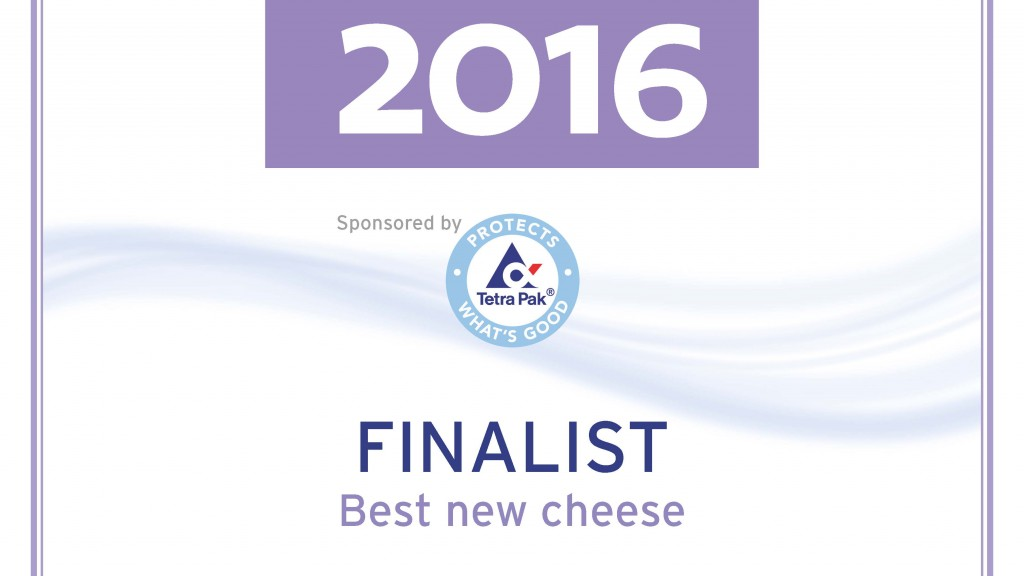 ATTESTATO FINALISTA WORLD DAIRY INNOVATION AWARDS 2016