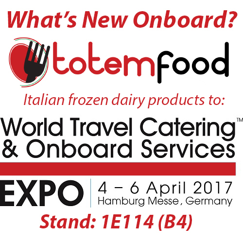 FIERA AMBURGO 2017 TOTEM FOOD