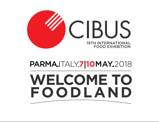 CIBUS 2018 EXHIBITION TOTEM FOOD