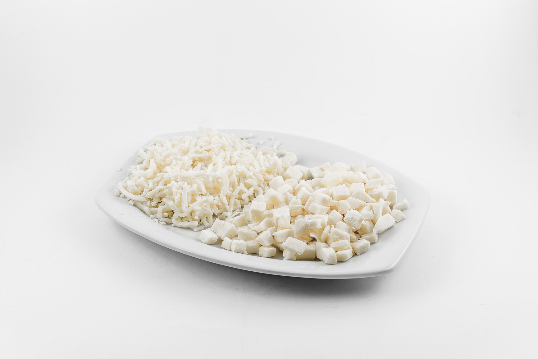 FROZEN DICED/JULIENNE MOZZARELLA