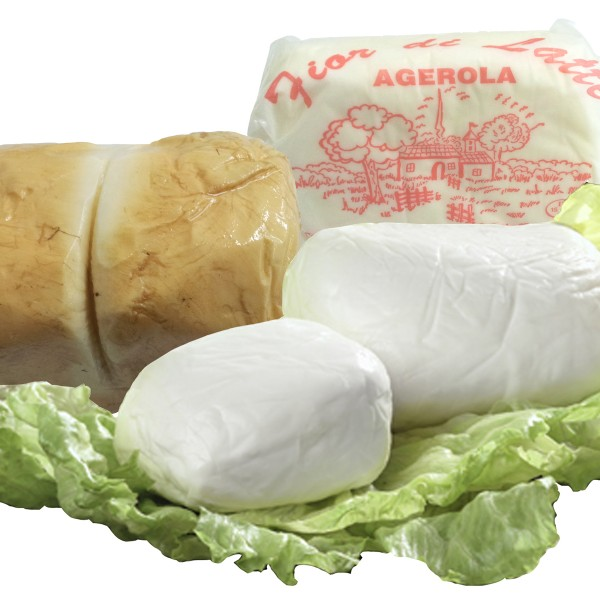 FROZEN SMOKED PROVOLA FROM AGEROLA