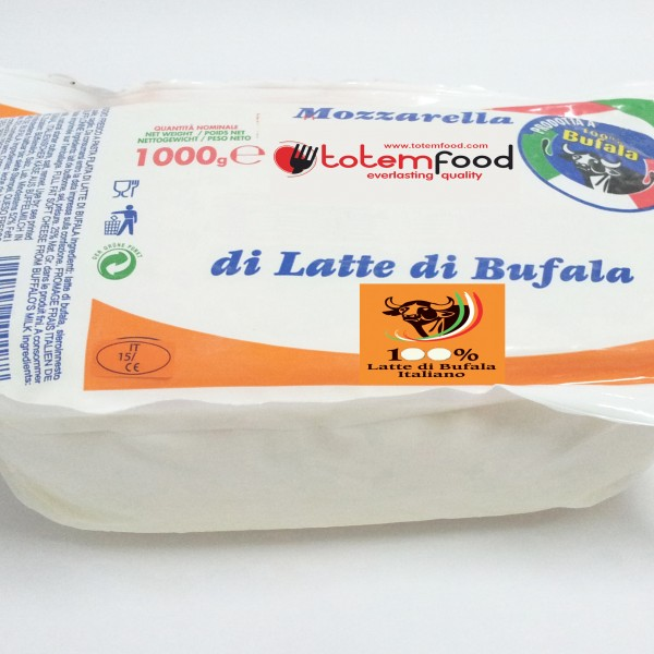 Filone of Buffalo Milk Mozzarella