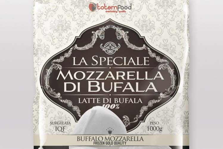FROZEN BUFFALO MOZZARELLA LA SPECIALE FOR PIZZA